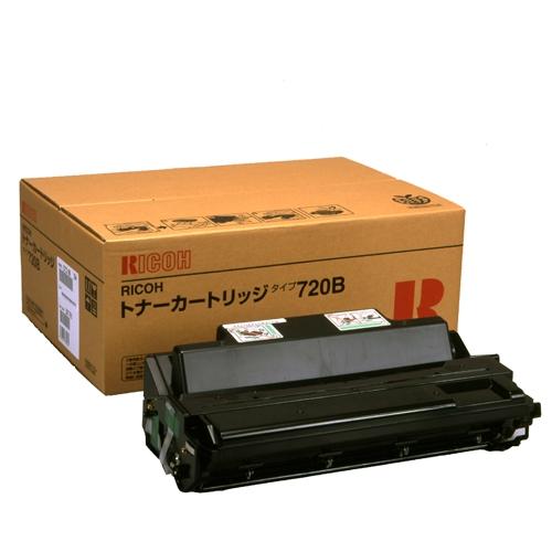 【取寄品】リコー トナーカートリッジ タイプ720B