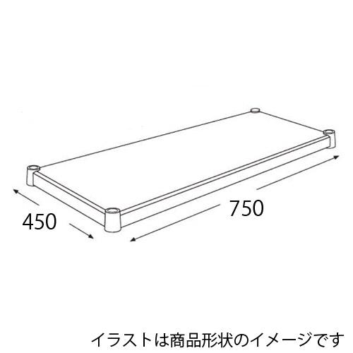 【取寄品】エレクター ウッドシェルフ ホワイト H1830WH1