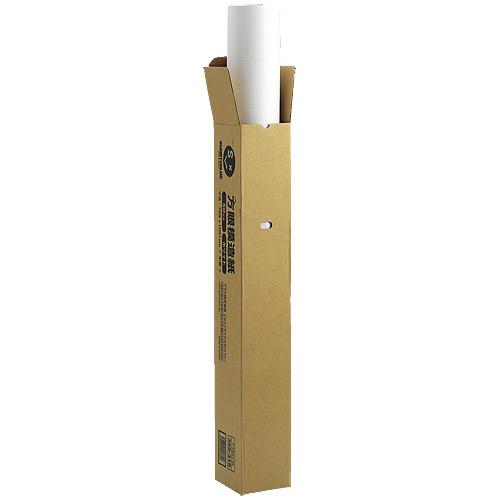 【取寄品】スマートバリュー 方眼模造紙 50枚巻×6箱白 P150J-W6