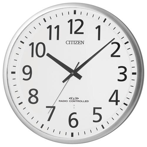 【取寄品】リズム時計 シチズン電波掛時計 8MY465-019