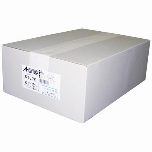 【取寄品】エーワン マルチカード名刺51370再生白 A4 10面500枚