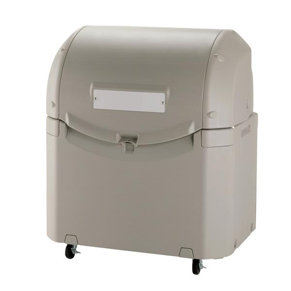 【代引不可】リッチェル 業務用大型ゴミ箱 ワイドペールST500 キャスター付 家具 オフィス家具 インテリア ゴミ箱 ダストボックス