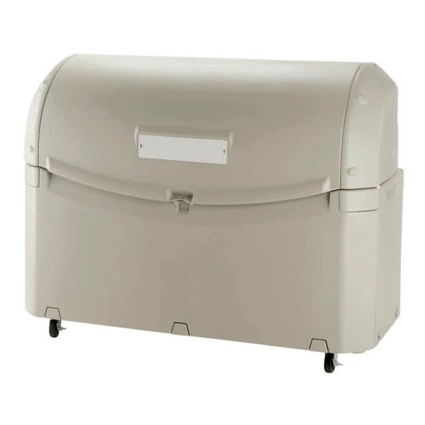 リッチェル 業務用大型ゴミ箱 ワイドペールST800 キャスター付 家具 オフィス家具 インテリア ゴミ箱 ダストボックス【代引不可】
