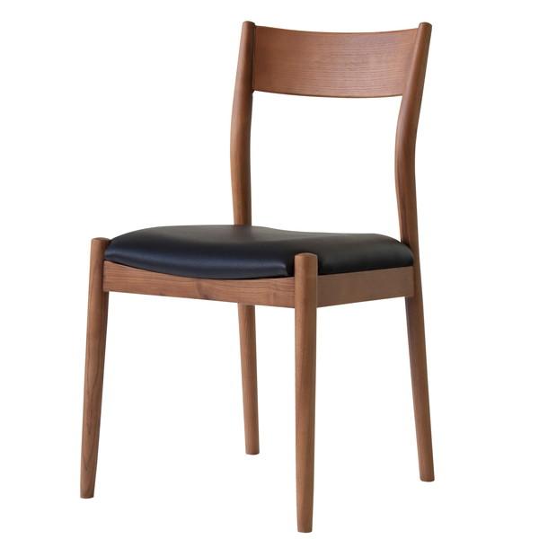 東谷 ダイニングチェア A2 ア・ドゥエ ブリオチェア A2-211 [ a・due Brio 木製 シンプル 椅子 チェア ]『代引不可』