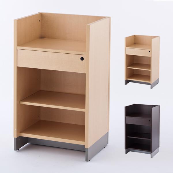 R・Fヤマカワ ベーシック木製レジカウンター SHRGC 【代引不可】