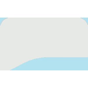 Garage パソコンデスク D2 L型天板 D2-I 白 ホワイト 【代引不可】