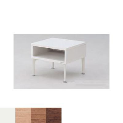 オカムラ チェア アルトリビング サイドテーブル ホワイト脚【代引不可】