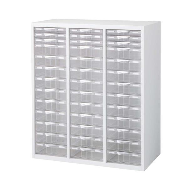 生興 クウォール システム収納庫 プラスチックキャビネット W900×D400×H1050 RW4-N10C39【代引不可】