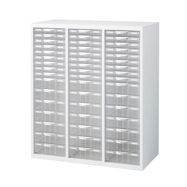 生興 クウォール システム収納庫 プラスチックキャビネット W900×D400×H1050 RW4-N10C48C【代引不可】