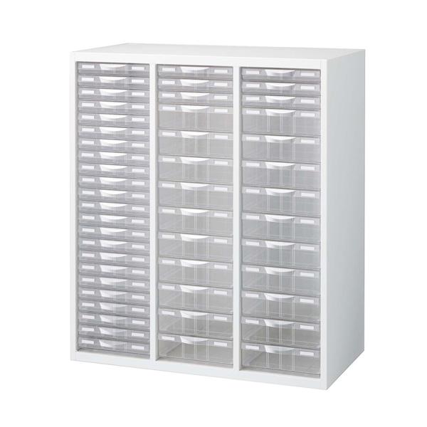 生興 クウォール システム収納庫 プラスチックキャビネット W900×D400×H1050 RW4-N10C49【代引不可】
