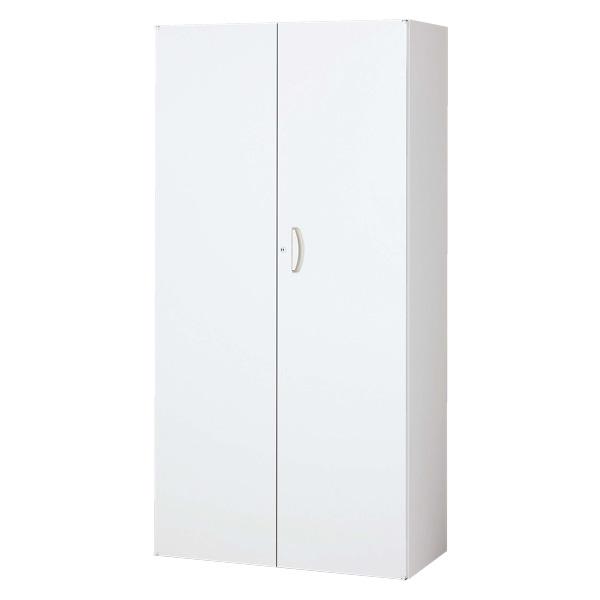 生興 クウォール システム収納庫 両開き書庫 W900×D500×H1800 RW5-18H【代引不可】