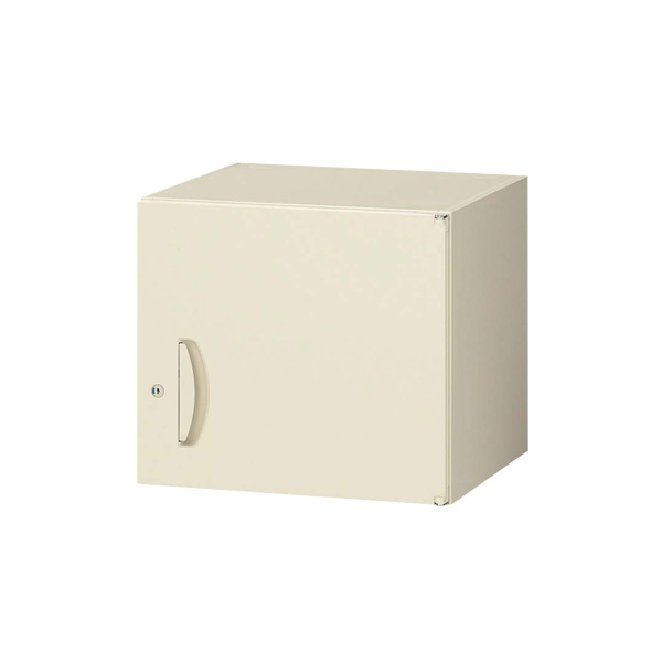 生興 クウォール システム収納庫 すきま書庫用上置書庫 W450×D450×H400 RG45-04H45【代引不可】