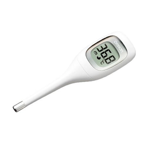 平均20秒の予測検温が可能 オムロン 電子体温計 けんおんくん MC-681 在庫限り 業界No.1