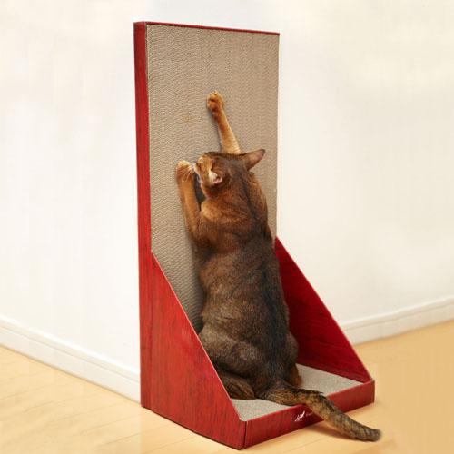 爪とぎ 猫 ねこ 入荷予定 つめとぎ 爪砥ぎ 爪みがき つめみがき ガリガリウォール 段ボール ダンボール 爪切り お1人様1個まで おしゃれ MJU 猫用爪とぎ エイムクリエイツ スクラッチャー 税込 猫用 ダンボールタイプ