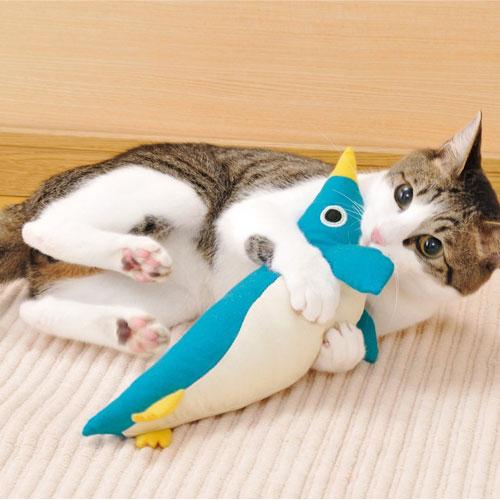 ペティオ けりぐるみ ペンギン