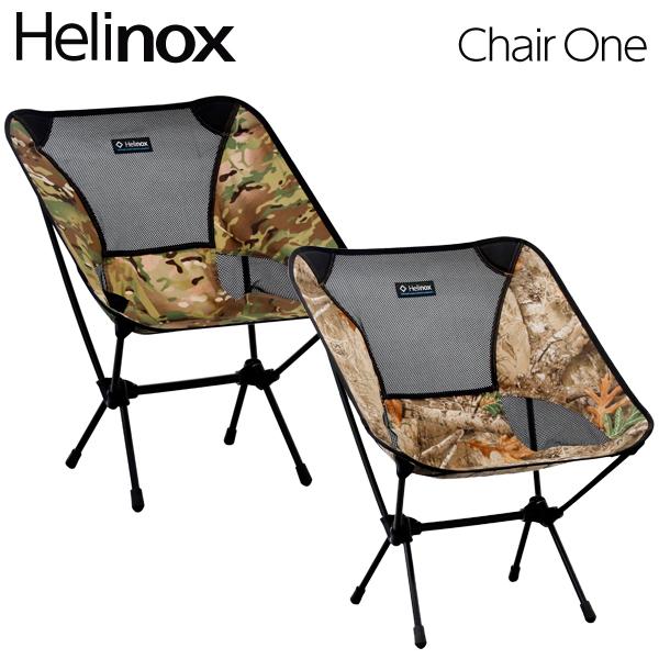 Helinox ヘリノックス Chair One チェアワン カモ 折りたたみチェア『送料無料(一部地域除く)』