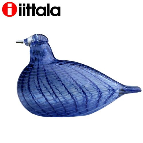 iittala イッタラ バード Birds by Toikka ルリコマドリ 青 bird ブルーバード 130×85mm『送料無料(一部地域除く)』