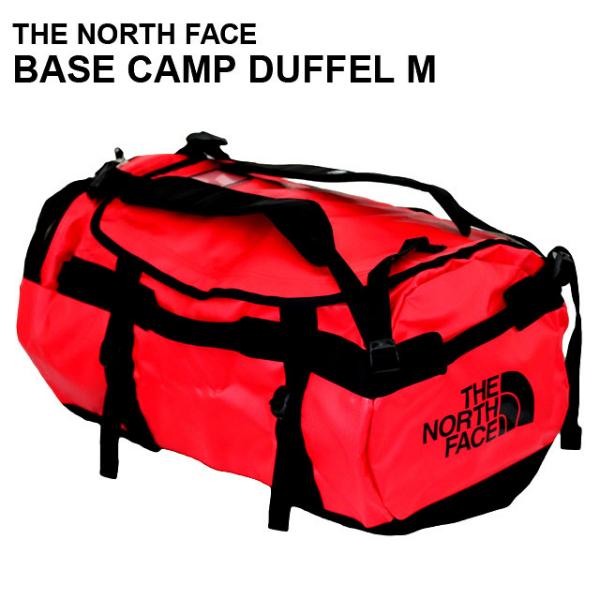 お気に入りの THE NORTH FACE ザ・ノースフェイス BASE CAMP レッド DUFFEL NORTH FACE M ベースキャンプダッフル 71L レッド ボストンバッグ ダッフルバッグ バックパック, DELL:437f5961 --- hortafacil.dominiotemporario.com