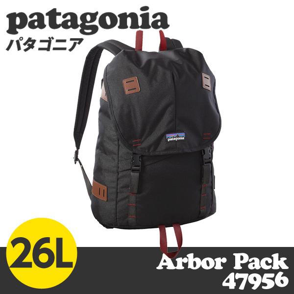 Patagonia パタゴニア 47956 アーバーパック 26L Arbor Pack ブラック