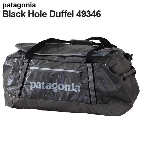 Patagonia パタゴニア 49346 ブラックホールダッフル 90L ヘックスグレー Black Hole Duffel