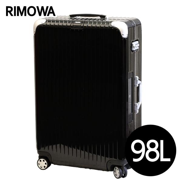 リモワ RIMOWA リンボ 98L ブラック E-Tag LIMBO ELECTRONIC TAG マルチホイール スーツケース 882.77.50.5【送料無料(一部地域除く)】