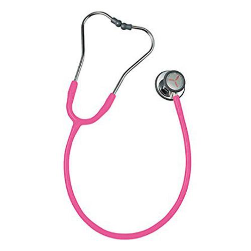 【取寄品】 【一般医療機器】 カスタム ERKA ステソスコープ フィネスIIライト ローズピンク