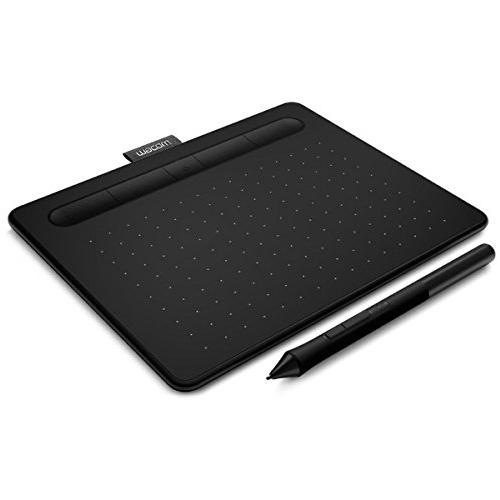 【取寄品】ワコム ペンタブレット Intuos Small ワイヤレス ブラック CTL-4100WL/K0 ペンタブ 液晶ペンタブレット