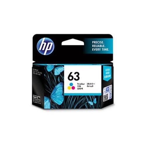 HP HP63 純正品 カラー (F6U61AA)