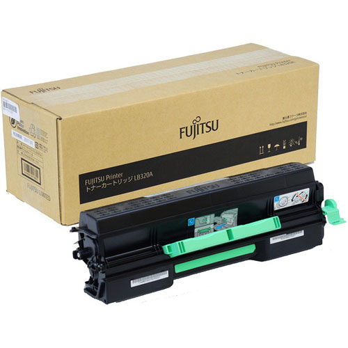 FUJITSU トナーカートリッジLB320A 純正品 6000枚【代引不可】