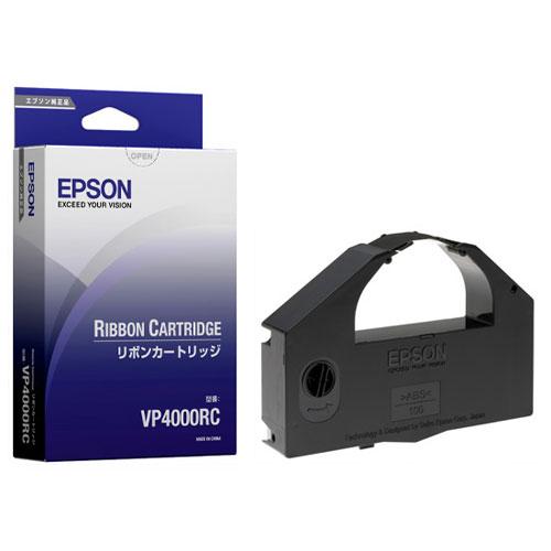 VP4000RC 6本セット 純正品 EPSON カセットリボン ※代引不可