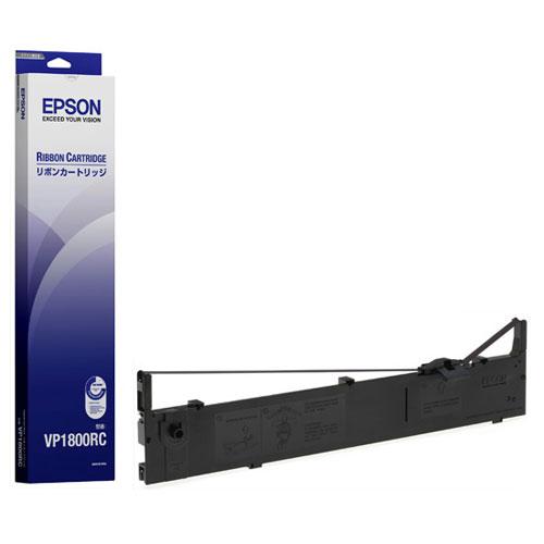 VP1800RC 6本セット 純正品 EPSON カセットリボン ※代引不可