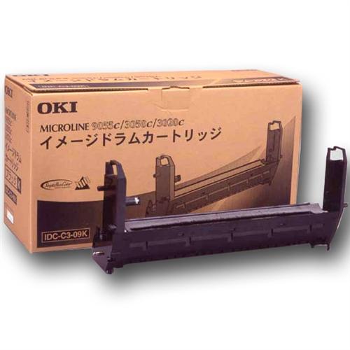 IDC-C3-09K ブラック 純正品 OKI【代引不可】