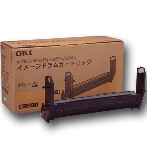 IDC-C3-10Y イエロー 純正品 OKI【代引不可】