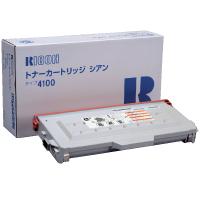 タイプ4100 シアン 純正品 RICOH リコー【代引不可】