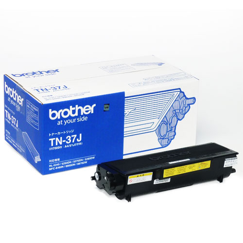 TN-37J 純正品 BROTHER ブラザー【代引不可】
