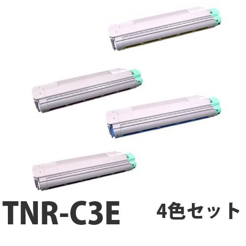 OKI TNR-C3E リサイクル トナーカートリッジ 4色セット