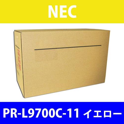 PR-L9700C-11 イエロー 純正品 NEC【代引不可】