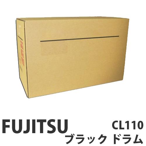 CL110 ブラック 純正品 FUJITSU 富士通【代引不可】
