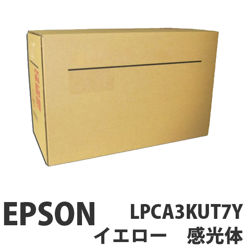 LPCA3KUT7Y イエロー 純正品 EPSON エプソン【代引不可】