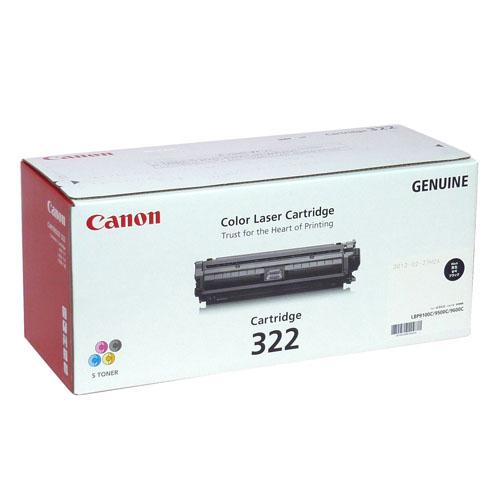 CRG-322 ブラック 輸入品 Canon キヤノン【代引不可】