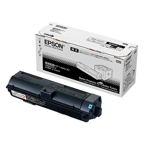 EPSON LPB4T25V 環境推進トナー Mサイズ 純正品 【代引不可】