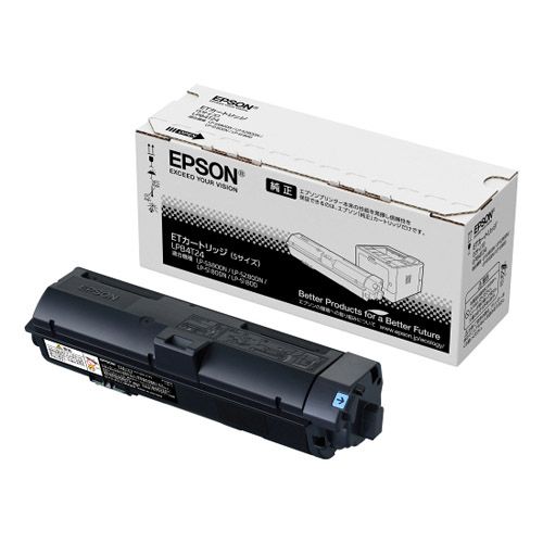 EPSON LPB4T24 ETカートリッジ Sサイズ 純正品 【代引不可】