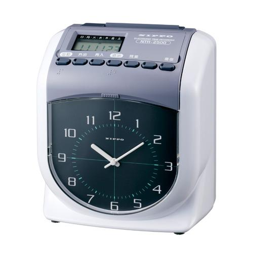 ニッポー NTR-2600 電子タイムレコーダー