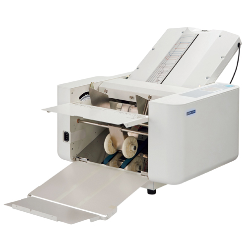 ライオン事務器 全自動紙折機 LF-S670 紙折り機 事務機器 【代引不可】