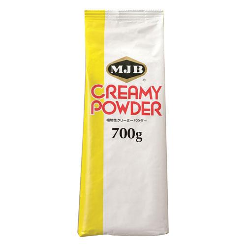 コーヒー用ミルク チーズ 乳製品飲料 コーヒー シュガー ミルク 値引き シロップ 乳製品 飲料 買収 クリーミーパウダー MJB 大容量 植物性 業務用 700g