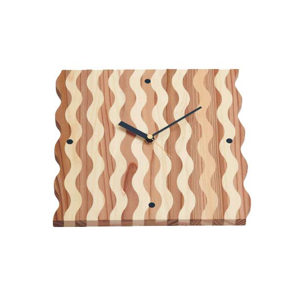 tonono clock(kake) 【店頭受取対応商品】