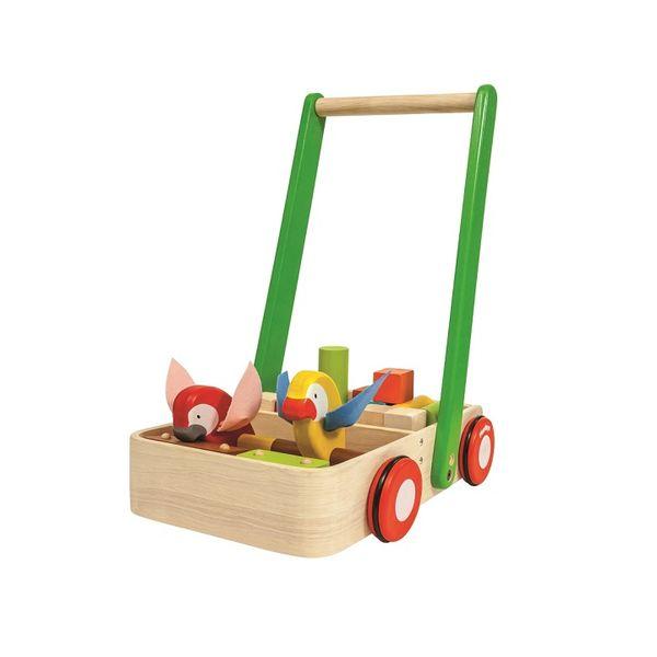 PLANTOYS (プラントイ) バードウォーカー  木のおもちゃ 木製玩具 幼児 子ども 木製 プレゼント ギフト 誕生日 【店頭受取対応商品】