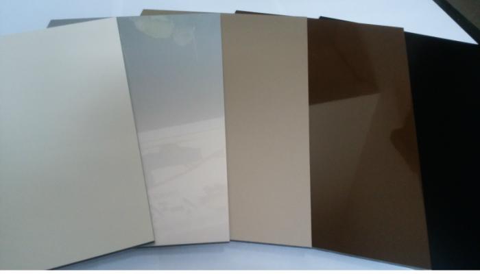 アルミ板 A1100 H14 片面養生付 1.5x1000x2000 ブロンズ色 メーカーUACJ
