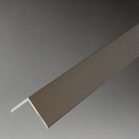 特価品コーナー☆ アルミ材 アルミ型材 のL型アルミアングルを販売 等辺や不等辺 幅広い規格 寸法 数量限定 建材やDIYにも最適です アルミ外磨アングル 1.5x30x30x1820mm サイズを取り揃え ブロンズ