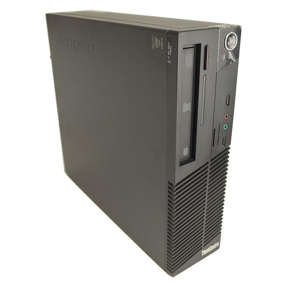 送料無料 Intel Core i3 デスクトップパソコン 感謝価格 中古 デスクトップ パソコン Lenovo ThinkCentre M73 Small Windows10 DVDドライブ 電源ケーブル付属 HDD Pro 4GB 整備済 モニター別売り 500GB 本体のみ i3-4170 Officeなし 64bit 祝日 メモリ